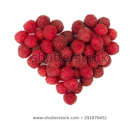 fruity heart stock photo © fisher