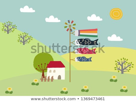 5 may Childrens Day in Japan Stock photo © Olena
