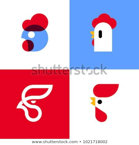 Stockfoto: Ingesteld · moderne · vector · logo · sjablonen · iconen