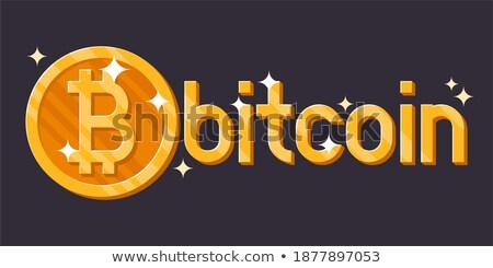 geïsoleerd · gouden · geld · clip - stockfoto © bluering