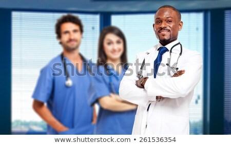 Multiethinc medical team Stock photo © Minervastock
