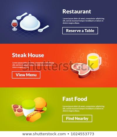 кухне · цвета · изометрический · прибыль · на · акцию · 10 - Сток-фото © netkov1