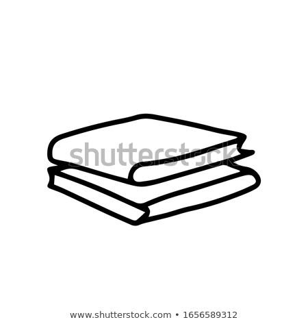 smart fan hand drawn outline doodle icon stock photo © rastudio