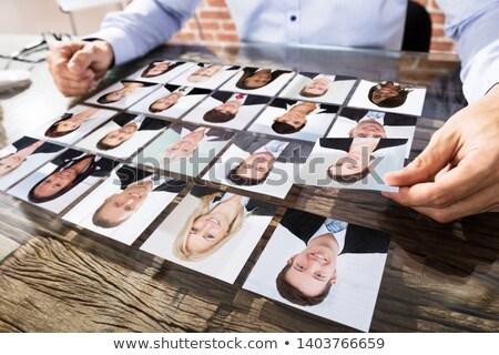 corporate · werving · aanvrager · kantoor - stockfoto © andreypopov
