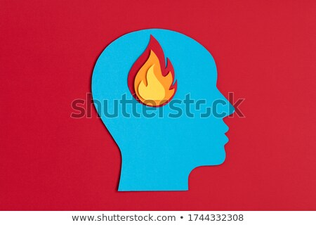 Concept Of Burnout Stock photo © Lightsource
