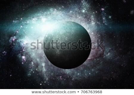 Güneş sistemi gezegen güneş sekiz gezegenler toprak Stok fotoğraf © NASA_images
