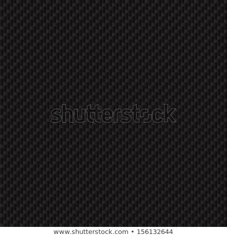 dark carbon fiber and metal geometric background Stock photo © SArts