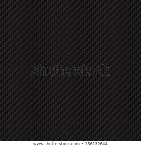Sombre fibre de carbone métal géométrique design industrie Photo stock © SArts