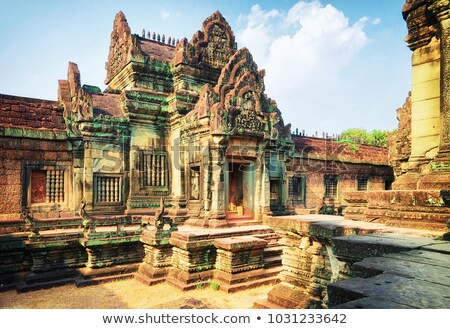 Banteay Samre temple in Angkor Wat Stock photo © bloodua