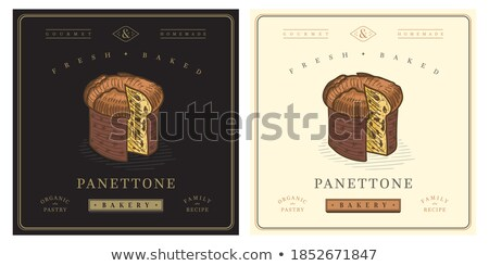 Panettone Stock photo © aladin66