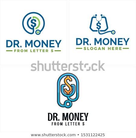 Stethoscope and dollar stock photo © devon