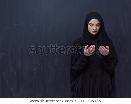 Beautiful arabic woman Stock photo © Anna_Om