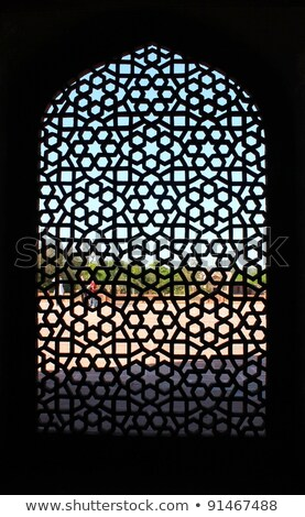 寺 墓 新しい 水 ツリー 赤 ストックフォト © soonwh74