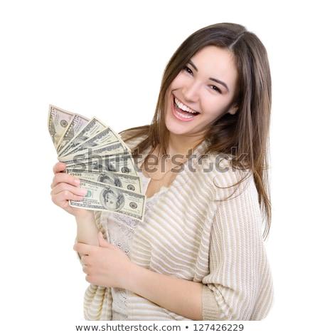 ビジネス · 女性 · 100 · ビジネス女性 · 眼鏡 · 見える - ストックフォト © Forgiss