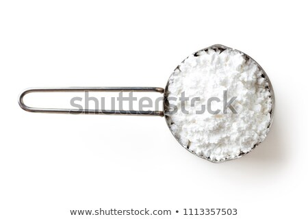 Icing sugar background Stock photo © ElinaManninen