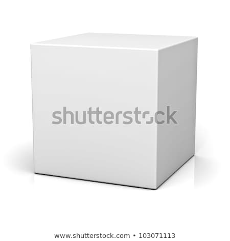 Blank box and disc Stock photo © Aiel