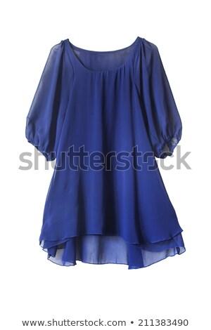 Stockfoto: Vrouw · transparant · jurk · sensueel