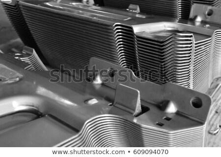 metal stamping stock photo © ruslanomega