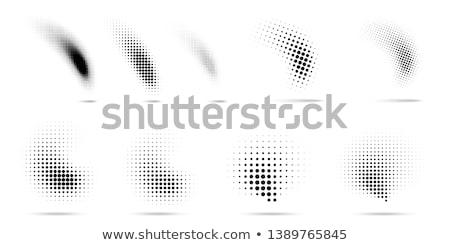 вектора изолированный место различный цветами краской Сток-фото © heliburcka