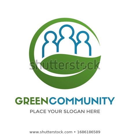 business group logo stock photo © burakowski