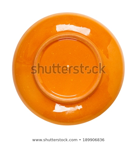 Bottom Side Of Plate Сток-фото © Taigi
