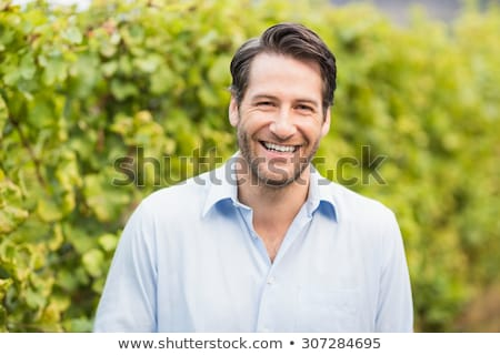 man in countryside stock photo © monkey_business