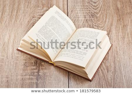 Libro estante para libros biblioteca escuela grupo Foto stock © Valeriy