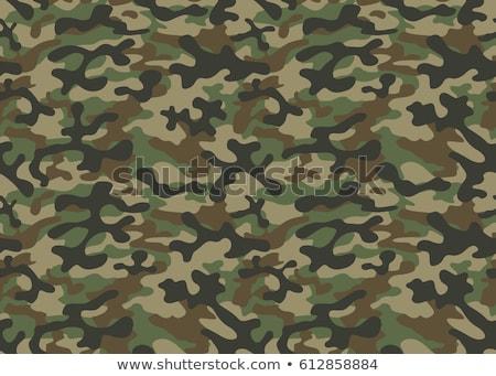 Kamuflaż odzież beżowy kolorowy wojskowych pustyni Zdjęcia stock © nelsonart