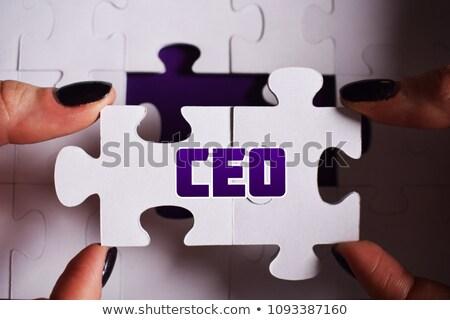possível · palavra · impossível · primeiro · sucesso - foto stock © tashatuvango