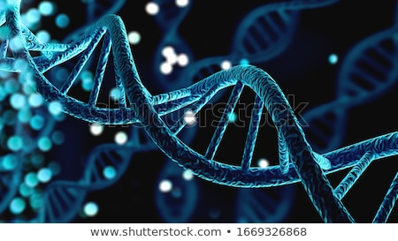 3d human cell background stock photo © ivanc7