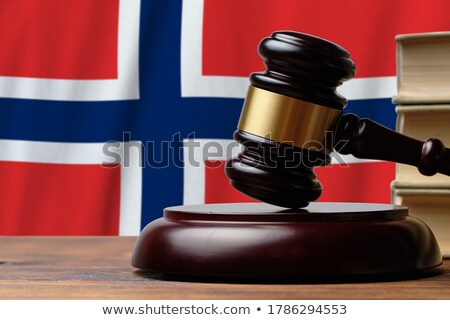 Laws of Norway Stock photo © Stocksnapper