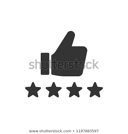 Customer Reviews Icon Stock photo © WaD