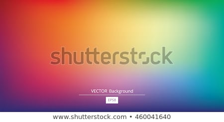Abstract Blur kleur helling horizontaal trend Stockfoto © molaruso