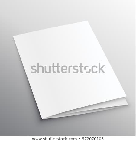 デザイン 観点 紙 スペース ウェブ ストックフォト © SArts