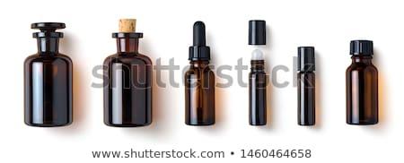 bottle of essential oil stock photo © lana_m