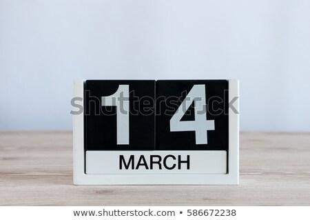 pi · aantal · teken · zwarte · geschreven · witte - stockfoto © oakozhan