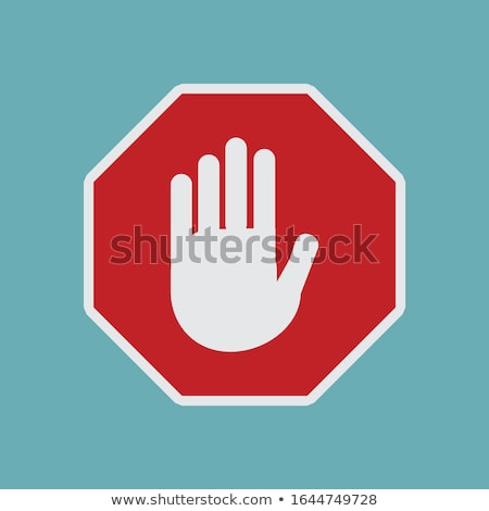 signpost vector flat icon stock photo © smoki