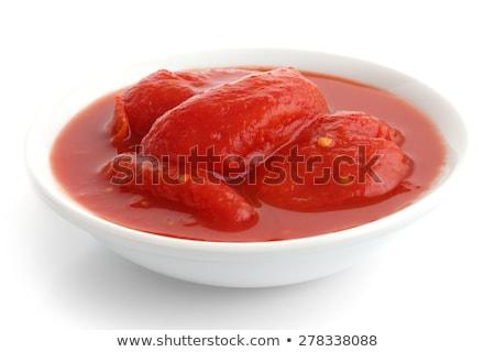 può · tutto · pomodori · illustrazione · sfondo · foto - foto d'archivio © bluering