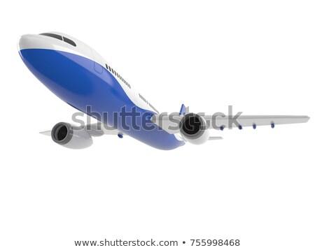 tourism on white background. Isolated 3D illustration Stock photo © ISerg