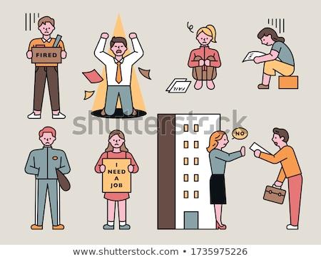 персонал · управления · люди · рукопожатие · команда · руководство - Сток-фото © decorwithme