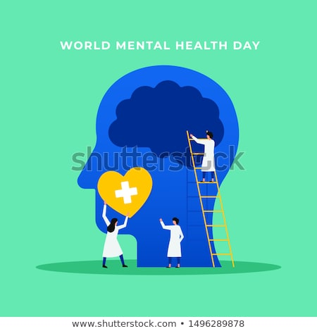 Mental Health Care Concept Stock photo © Lightsource