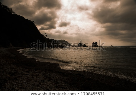 Cantabrian Sea coast Stock photo © neirfy