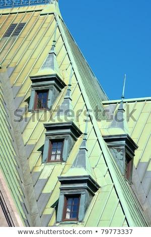 quebec city gare du palais stock photo © aladin66