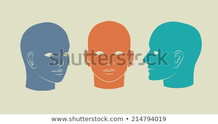 black head man 3 stock photo © ekapanova
