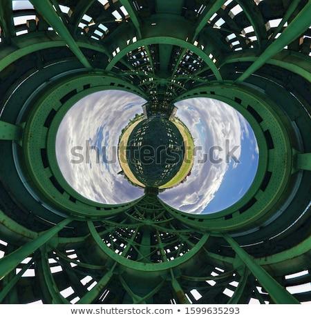 Zagreb as a planet Stock photo © smuki