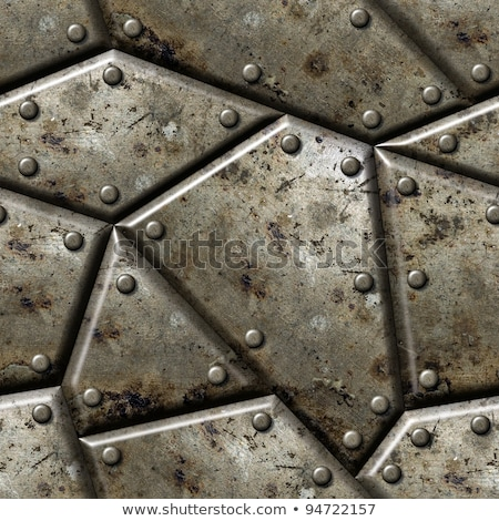 Rusty Iron. Seamless Texture. Stock photo © tashatuvango