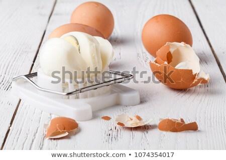 egg slicer stock photo © premiere