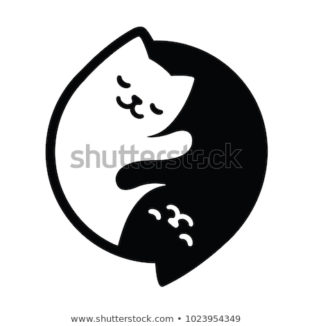Yin Yang male female Stock photo © nickylarson974