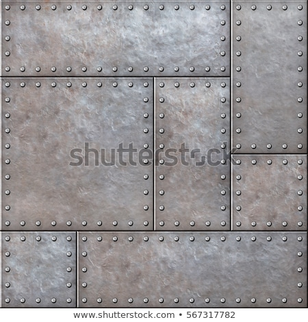 Armor plate Stock photo © andromeda
