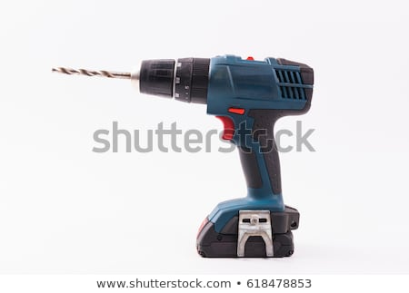 electricity cordless drill Stock photo © Mikko
